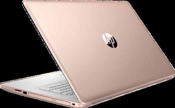 "HP 15z-ef100 Notebook - 15.6"" Display, AMD 3150U, 8GB RAM, 128GB SSD, Pale Rose Gold, Windows 10"