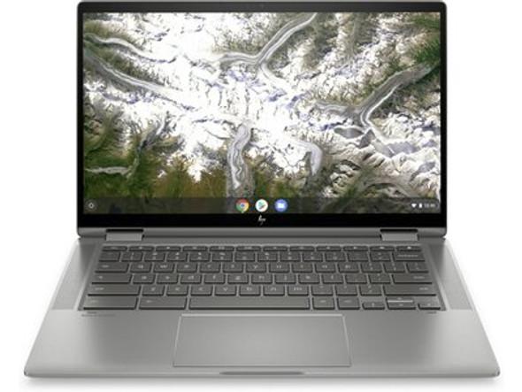 "HP Chromebook x360 14c-ca0095nr – 14"" Touch, Intel i5, 8GB RAM, 128GB SSD, Mineral Silver"
