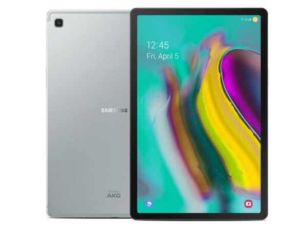 "Samsung Galaxy Tab S5e SM-T720N 64 GB 10.5"" Qualcomm Snapdragon 4 GB Wi-Fi 5 (802.11ac) Android 9.0 Silver"