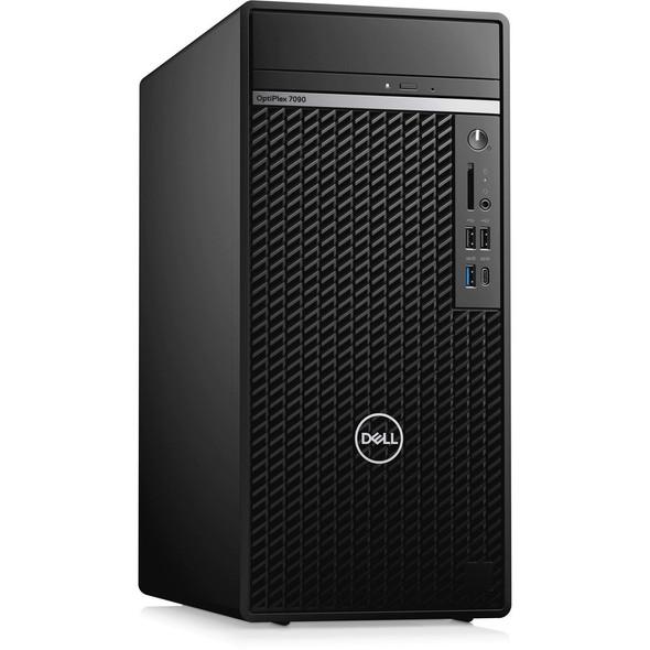 Dell OptiPlex 7090 MT - Intel i7, 16GB RAM, 256GB SSD, Windows 10 Pro - X55C2