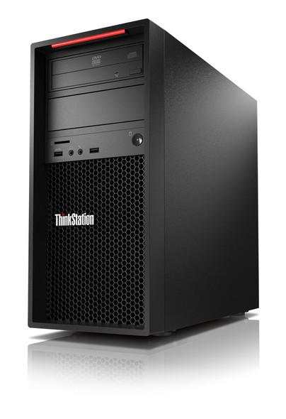 Lenovo ThinkStation P520c Workstation - Intel Xeon W2245, 16GB RAM, 512GB SSD, NO GRAPHICS, Windows 10 Pro - 30BX0087US