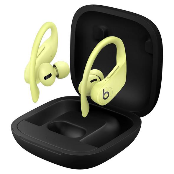 Beats by Dr. Dre Powerbeats Pro In-Ear Wireless Headphones Spring Yellow