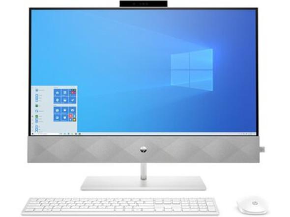 "HP Pavilion All-in-One 27-d1340t - 27"" HD Touch, Intel i7, 16GB RAM, 256GB SSD + 1TB HDD, GeForce GTX 1650 4GB, Windows 10"