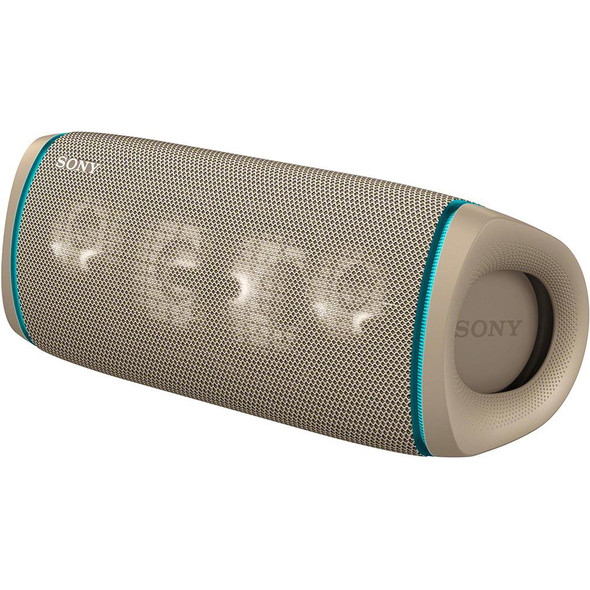 Sony SRS-XB43 Portable Bluetooth Speaker Taupe