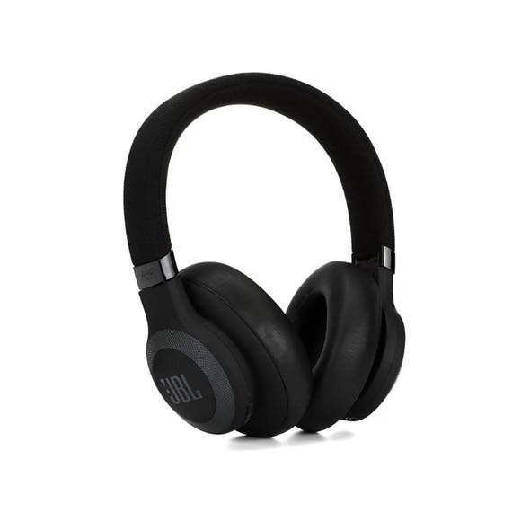 JBL Lifestyle E65BTNC Over-Ear Bluetooth Noise-canceling Headphones, Black