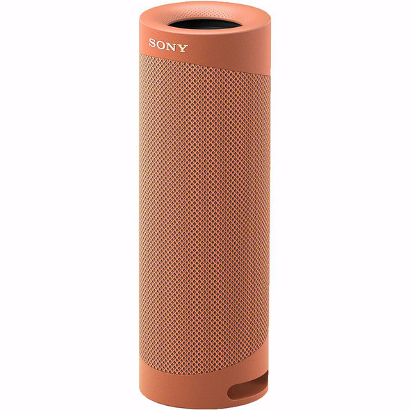 Sony SRS-XB23 Portable Bluetooth Speaker Coral Red