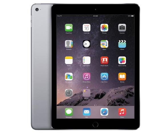 """Apple iPad Air - A7 - 1.30GHz, 16GB SSD, 9.7"""" Touchscreen, Grey, 1 Year Warranty MD785LL/B"""