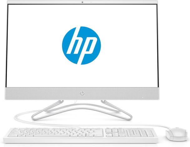 "HP All-in-One 24-f0017c - AMD A9 3.10GHz, 8GB RAM, 1TB HD, 23.8"" Display, White"