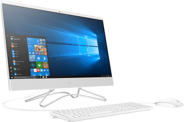 "HP All-in-One 24-f0017c - AMD A9 3.10GHz, 8GB RAM, 1TB HD, 23.8"" Display, White"