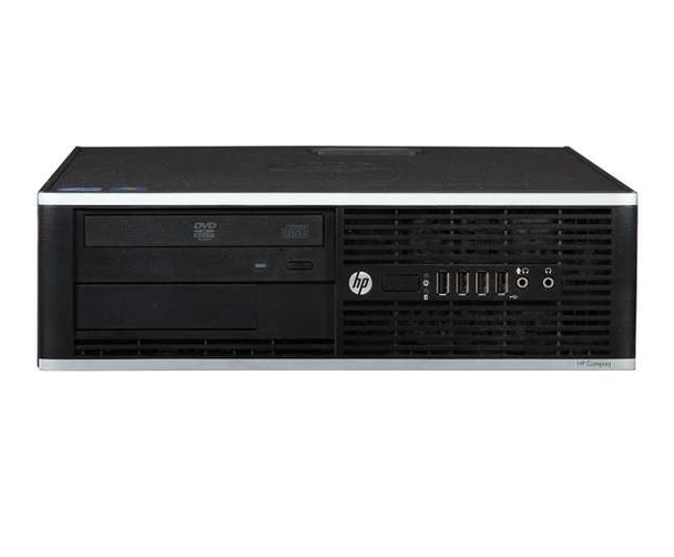 HP Elitedesk 8200 SFF - Intel i5 - 3.10GHz, 12GB RAM, 360GB SSD, Windows 10 Pro