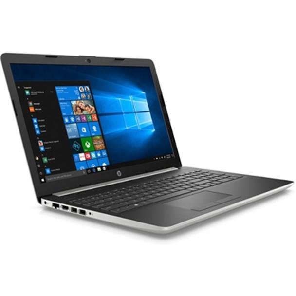"HP Laptop 15-da0006ds - Intel Celeron, 4GB RAM, 1TB HDD, 15.6"" Display, Silver"
