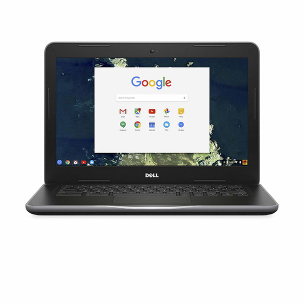 "Dell Chromebook 13 3380 - Intel Celeron, 4GB RAM, 32GB SSD, 13.3"" Display"