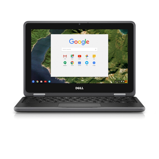 "Dell Chromebook 11 3189 - Intel Celeron, 4GB RAM, 32GB SSD, 11.6"" Touchscreen"