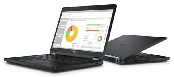 "Dell Latitude 14 5450 Notebook - 14"" Display, Intel i5 - 2.30GHz, 8GB RAM, 180GB SSD, Windows 10 Pro"
