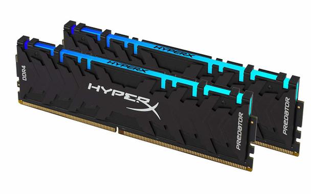 Kingston HyperX Predator 16GB 3200MHz DDR4 Cl16 DIMM (Kit of 2) Memory Module