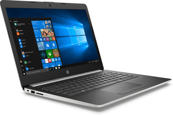 "HP Laptop 14-cm0012nr -14"" Display, AMD E2, 4GB RAM, 32GB SSD, Silver"