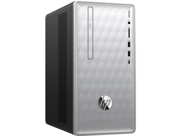 HP Pavilion Desktop 590-p0050 - Intel i5 - 2.80GHz, 8GB RAM, 16GB Optane, 1TB HDD