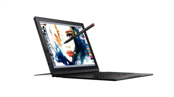 """Lenovo ThinkPad X1 G2 Black Hybrid (2-in-1) Intel i5, 8GB RAM, 256GB SSD, 12"""" Touch , Stylus Pen, Keyboard, Windows 10 Pro"""
