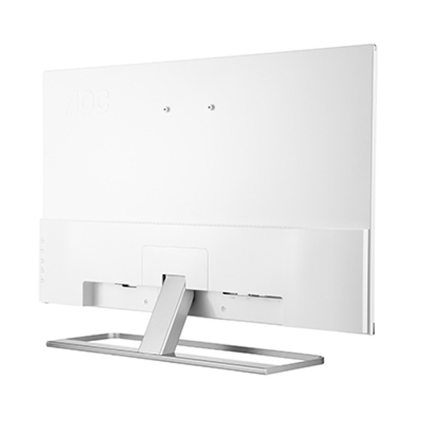 "AOC I3288VWH6 (31.5"") Full HD LED Flat White Computer Monitor with Speaker"