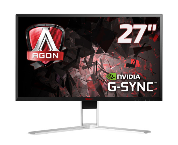 "AOC Gaming AG271QG (27"") Quad HD LED Flat Black Computer Monitor"