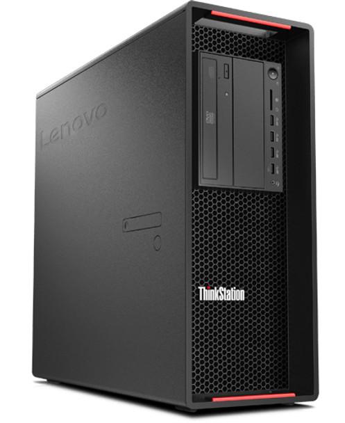 Lenovo ThinkStation P720 Tower - Intel Xeon Silver 4114 – 2.20GHz, 16GB RAM, 512GB SSD, Windows 10 Pro