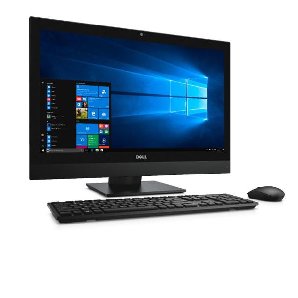 """Dell Optiplex 7450 – 23.8"""" AIO PC, Intel Core i7 – 3.60GHz, 16GB RAM, 256GB SSD, Windows 10"""