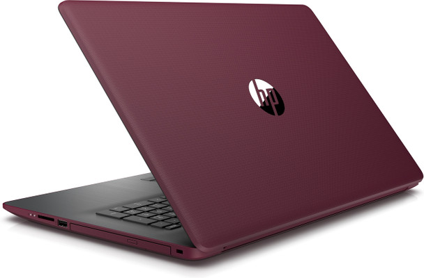 "HP Laptop 17-by0006cy -17.3"" Touch, Intel i3 - 2.20GHz, 8GB RAM, 1TB HD, Office 365, Burgundy"