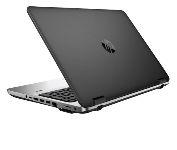 "HP ProBook 650 G2   Intel Core i5 – 2.40GHz, 8GB RAM, 256GB SSD, 15.6"" Display, Windows 10 Pro"
