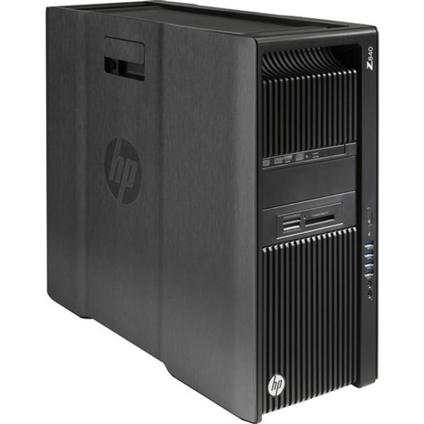 HP Z840 Workstation – 2x Xeon E5 -2.40GHz, 32GB RAM, 512GB SSD, Quadro K2200 4GB, Windows 10 Pro