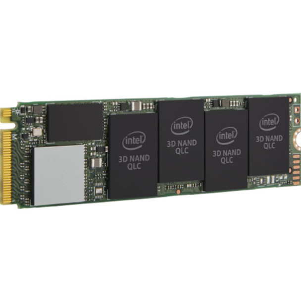 Intel Consumer SSD 660p M.2 2280 512GB PCI Express 3.0 3D2 QLC NVMe Solid State Drive