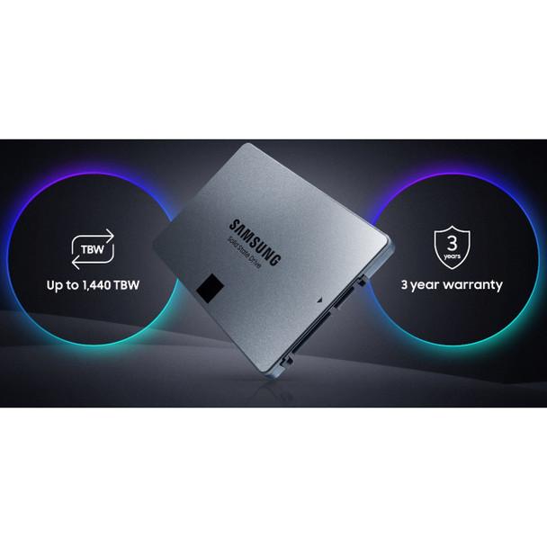 "Samsung 860 QVO 2TB - 2.5"" SATA Sold State Drive"