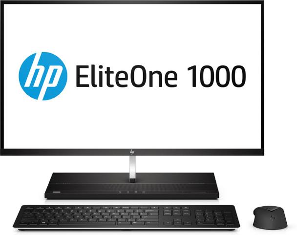 "HP EliteOne 1000-G2 AIO - Intel Core i5 - 3.00GHz, 8GB RAM, 256GB SSD, 27"" Display, Windows 10 Pro"