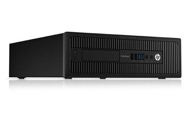 HP EliteDesk 800 G1 SFF - Intel i5 - 3.20GHz, 8GB RAM, 500GB HDD, Windows 10 Pro