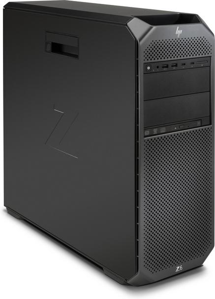 HP Z6 G4 Workstation - Intel Xeon 4116 2.10GHz, 16GB RAM, 512GB SSD, Windows 10 Pro