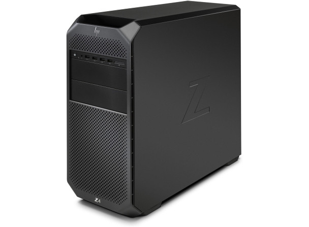 HP Z4 G4 Workstation - Intel Xeon 2123 - 3.60GHz, 8GB RAM, 1TB HDD, Quadro P2000 5GB, Windows 10 Pro