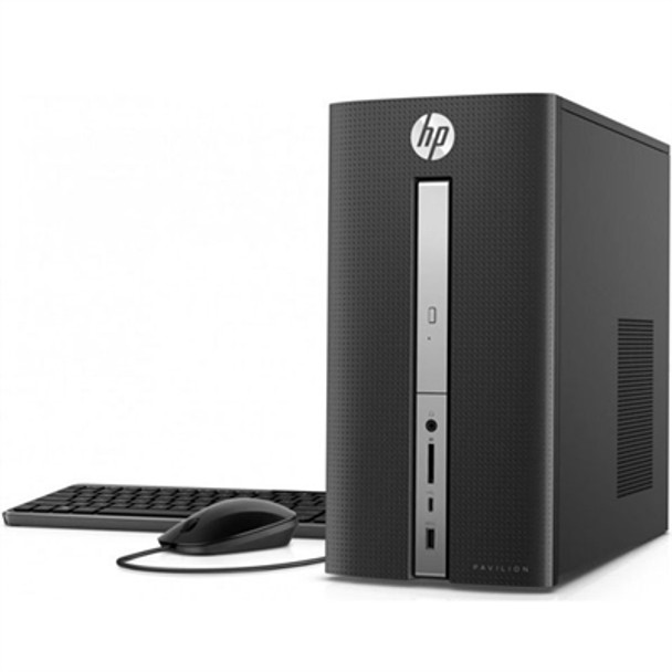 HP Pavilion Desktop 570-p077c - AMD A12 - 3.80GHz, 8GB RAM, 2TB HDD