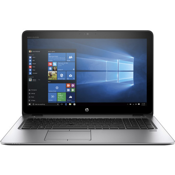 "HP EliteBook 850 G3 Notebook - Intel i7 - 2.60GHz, 16GB RAM, 256GB SSD, 15.6"" Display, Windows 10 Pro"