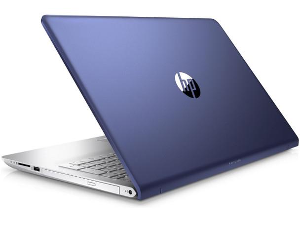 "HP Pavilion Laptop 15-cw0027ca - AMD Ryzen 3 2.50GHz, 8GB RAM, 256GB SSD, 15.6"" Display, Blue"
