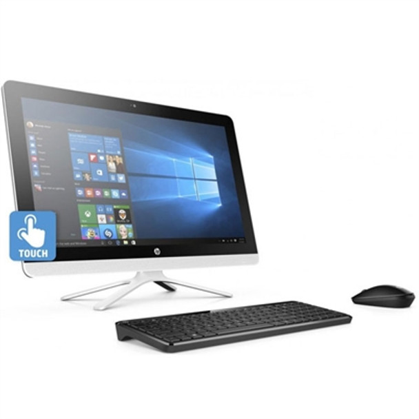 "HP All-in-One 22-b382ds - 21.5"" Touchscreen, Intel Pentium, 4GB RAM, 1TB HDD, Windows 10"