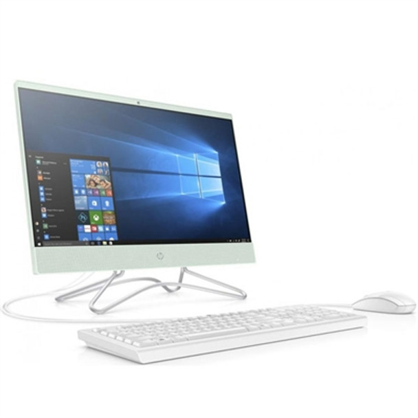 "HP All-in-One 22-c0073w - 21.5"" AIO PC, Intel Celeron 2.90GHz, 4GB RAM, 1TB HDD, Mint"