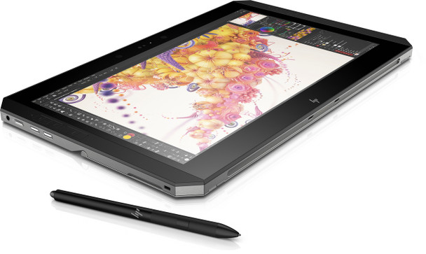 "HP ZBook X2 G4 Detachable - Intel i7 - 2.70GHz, 8GB RAM, 256GB SSD, Quadro M620 2GB, 14"" Detachable Touchscreen, Stylus Pen, Windows 10 Pro"