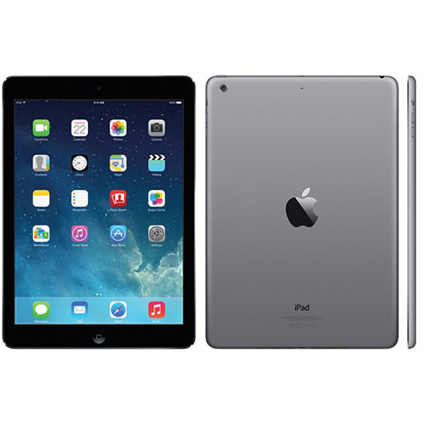 "Apple iPad Air 32GB Wifi + Verizon 9.7"" Touchscreen MF004LL/A"