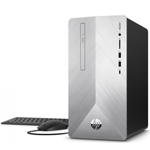 HP Pavilion Desktop 595-p0049 - Intel i5 - 2.80GHz, 8GB RAM, 128GB SSD, 1TB HDD
