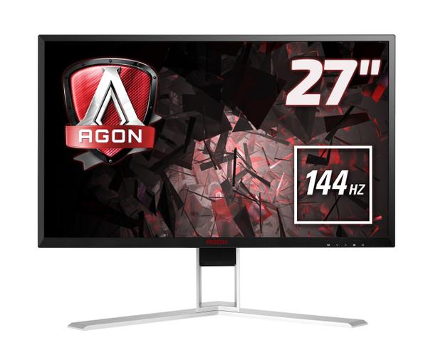 AOC AGON AG271QX 27in 144Hz 2560x1440 QHD Gaming Monitor