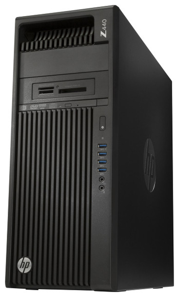 HP Z440 Business Workstation – Intel Xeon E5– 2.80GHz, 8GB RAM, 500GB HDD, NVS310 1GB, Windows 10 Pro 64