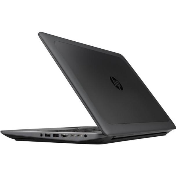 "HP ZBook 15 G4 – 15.6"" WorkStation - Intel i7 - 2.90GHz, 16GB RAM, 512GB SSD, Quadro M2200 4GB, Windows 10 Pro"