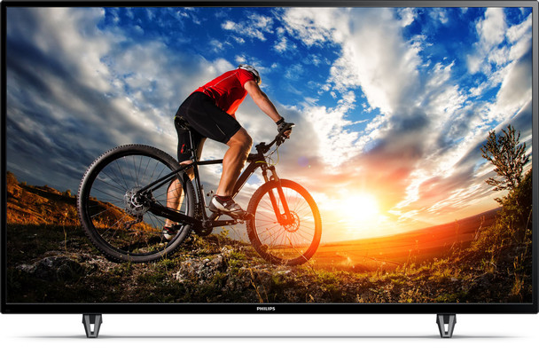 "Philips 5000 series 43PFL5703 TV (43"") 4K Ultra HD Smart TV Black"