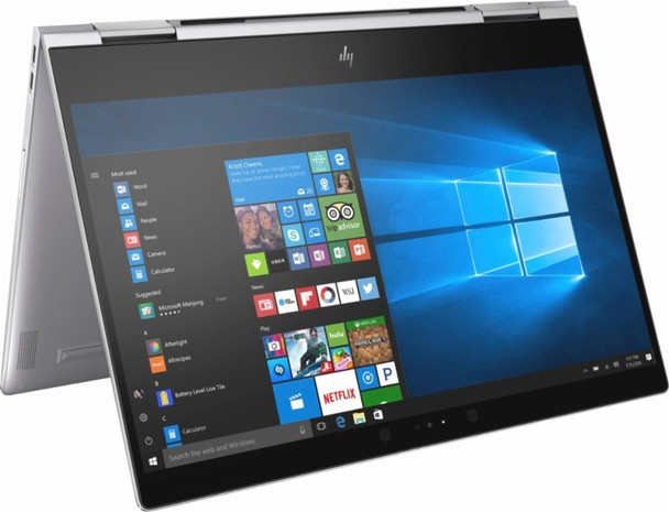 "HP Spectre x360 Convertible 13-ae014dx - Intel i7 - 1.80GHz, 16GB RAM, 512GB SSD, 13.3"" Touchscreen, Silver"