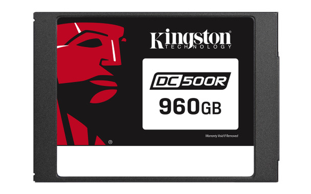 Kingston 960GB DC500r 2.5 inch Enterprise SATA Solid State Drive