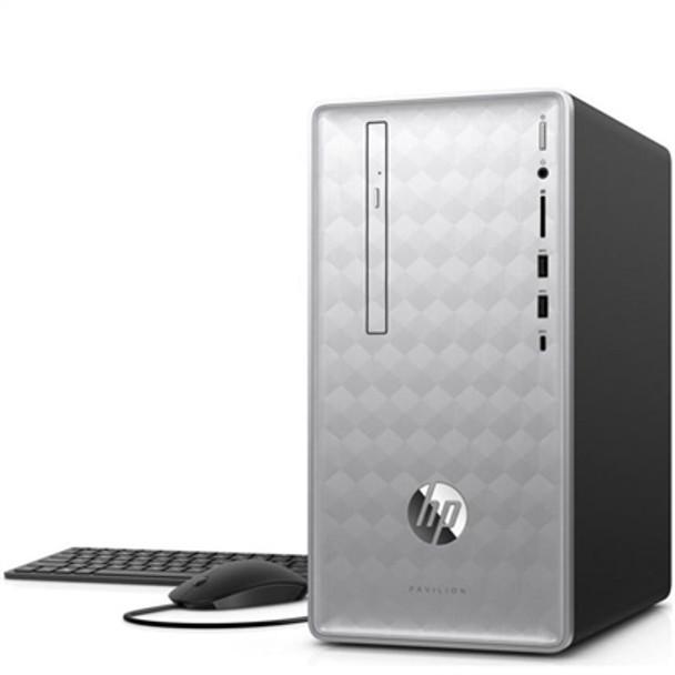 HP Pavilion Desktop 590-p0039 - AMD A12 - 3.80GBz, 16GB RAM, 1TB HDD